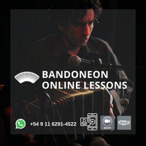 BANDONEON ONLINE LESSONS
