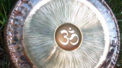 Gong Sinfónico de 81 cm (32″) artesanal – Para yoga, meditación, terapéutico o relajación profunda