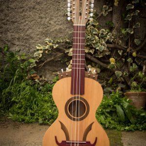 Guitarrón Chileno - Modelo Pircano 05