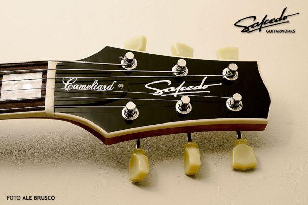 Guitarra eléctrica Salcedo - Modelo Cameliard