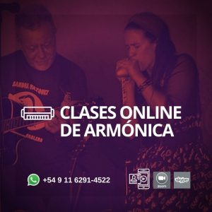 Clases de Armonica Online