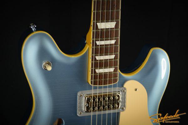 Guitarra eléctrica - Modelo Starmonster - Salcedo Guitarworks