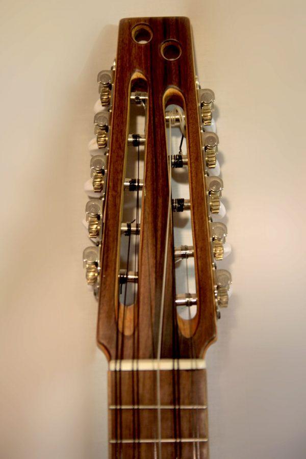 Charango Maulincho (chillador) de Luthier