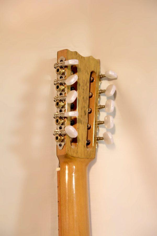Charango Walaycho - Modelo 02 - tamaño mediano