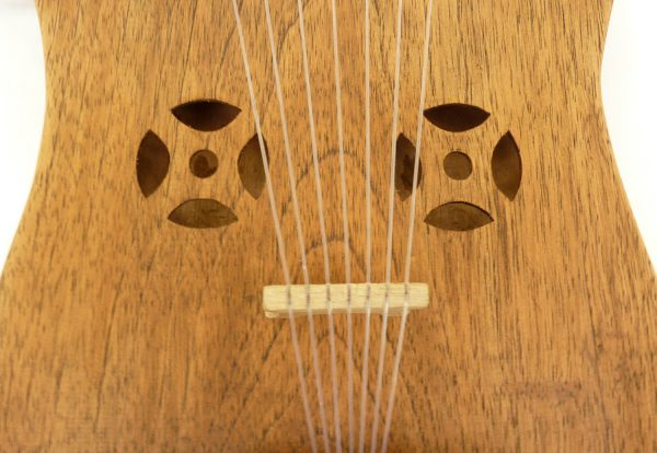 Arpa o Lira Kravik de luthier