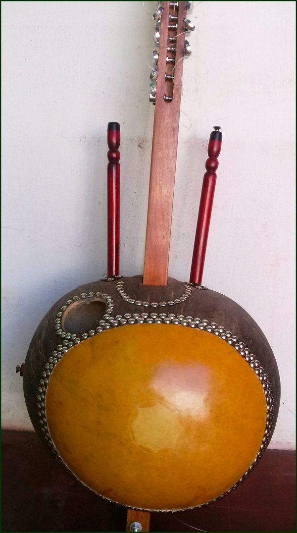 Kora grande profesional – Viraró y Guayubirá – de Luthier