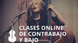 CLASES DE BAJO DE LILA HOROVITZ