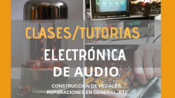 CLASES DE ELECTRONICA DE AUDIO
