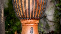 Djembe Grande Profesional (Nuevo) - Modelo Sogoba (Estilo Costa de Marfil) - Tambor Africano