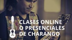 Clases Online y Presenciales de Charango
