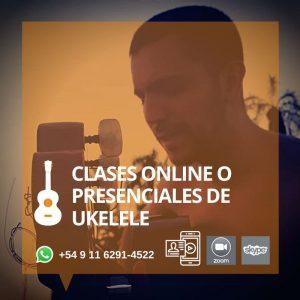 CLASES DE UKELELE ONLINE