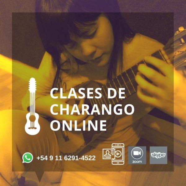 Clases Online de Charango