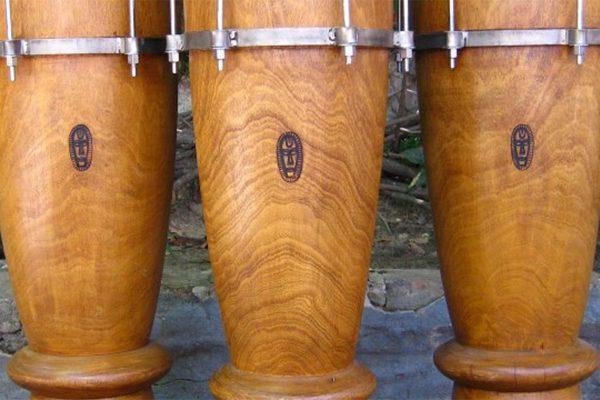 Congas Africanas - Talking Drum - Tambor Africano