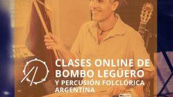 CLASES DE BOMBO ONLINE