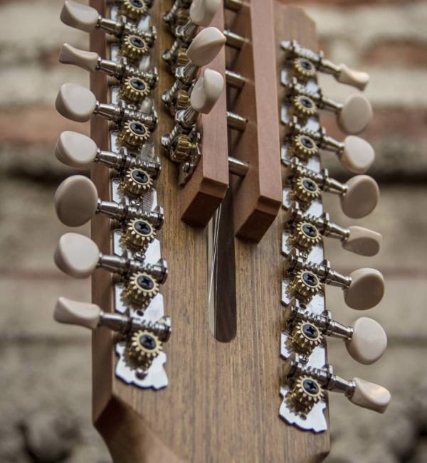 Guitarrón Chileno Eléctrico