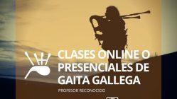 Clases Online y Presenciales de Gaita