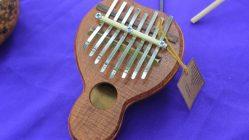 Kalimba de calabaza de 8 notas