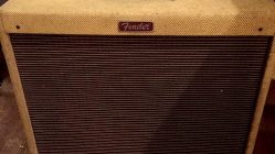 Amplificador de guitarra Fender Blues Deluxe optimizado