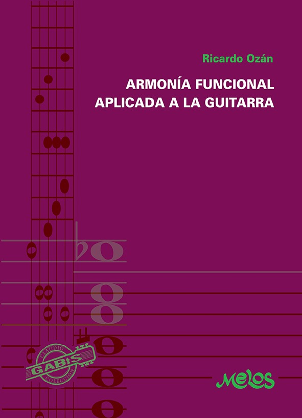 Armonía Funcional Aplicada A La Guitarra - TAPA