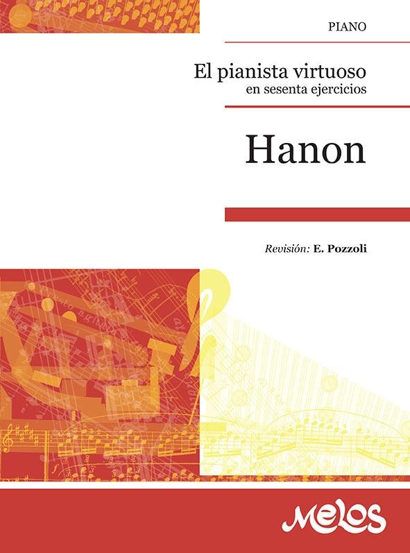 El pianista virtuoso en sesenta ejercicios de Hanon - TAPA