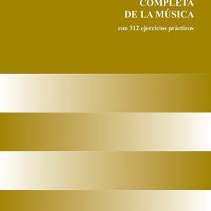 Teoría completa de la música, de De Rubertis TAPA