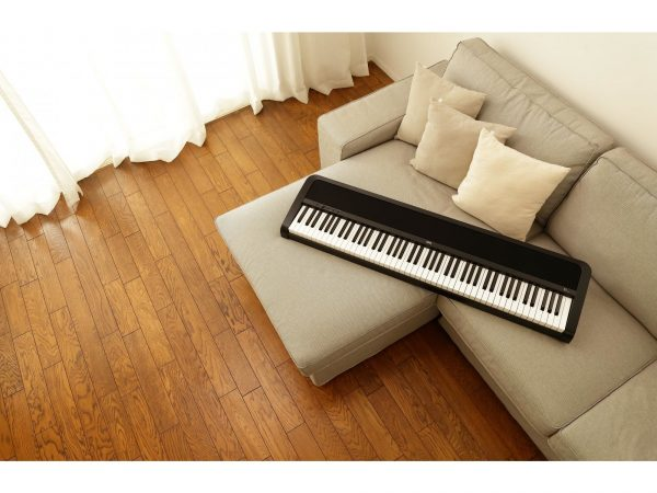 Piano Digital KORG B2 88 Notas Hammer Action NH USB Apps