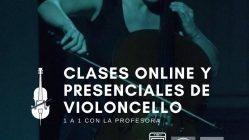 Clases de Violoncello Online – Estilos Clásicos y Música Popular