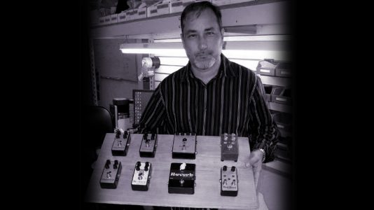 Entrevista a Alfonso Hermida (de Hermida Audio), el reconocido constructor de pedales boutique