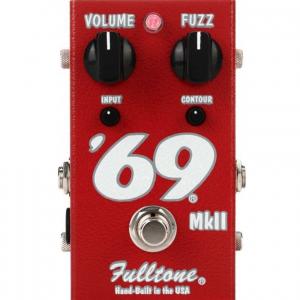 Pedal Fulltone '69 Germanium Fuzz usado como nuevo en caja