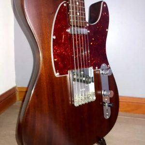 Guitarra Partcaster Fender Telecaster George Harrison, usada impecable