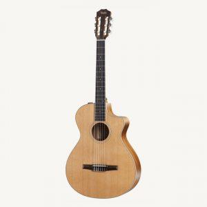 Guitarra Taylor Nylon Fall Limited Edition 412ce-N-FLTD - Usada impecable