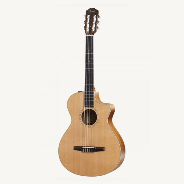 Guitarra Taylor Nylon Fall Limited Edition 412ce-N-FLTD - Usada impecable