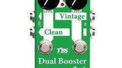 Pedal Maxon Effets DB10 - Guitarra doble Booster usado como nuevo en caja