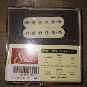 Set de Micrófonos para SUHR SSV/ML (LANDAU) RW/SSH + COLOR PARCHMENT - en sus Cajas, nuevos sin uso