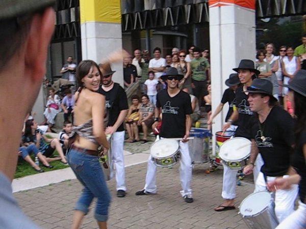Percusion afrocubana