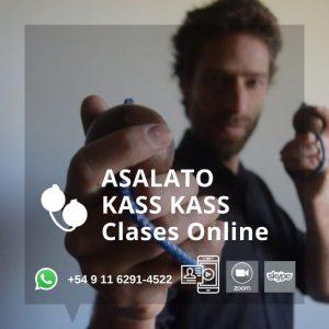 Clases de Asalato o Kass-Kass Africano Online