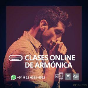 Clases de Armónica Online